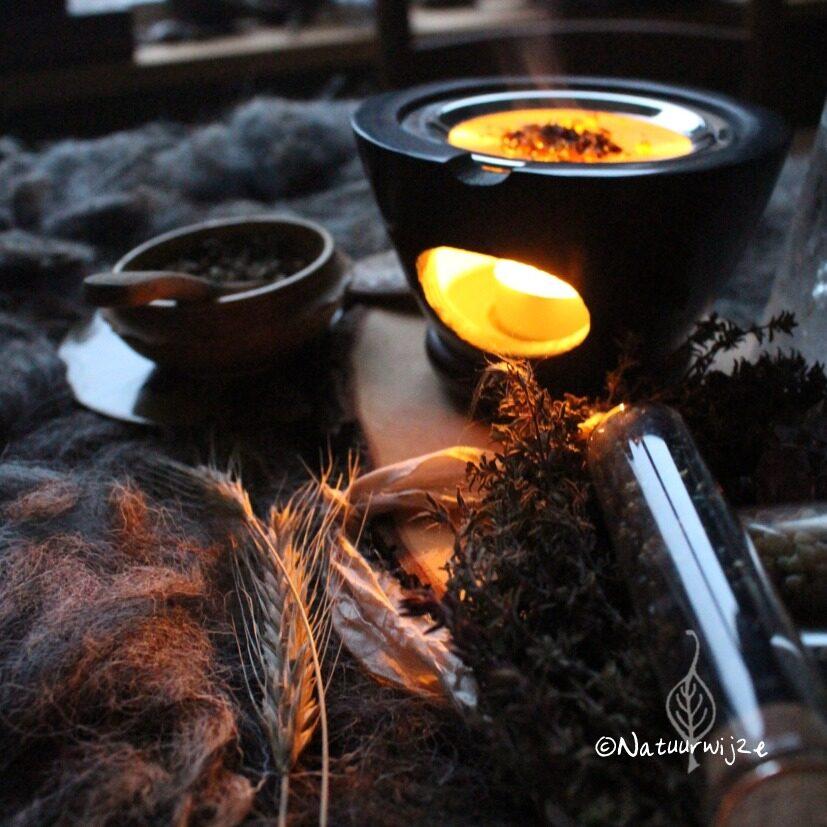 Aromalampen en Branders